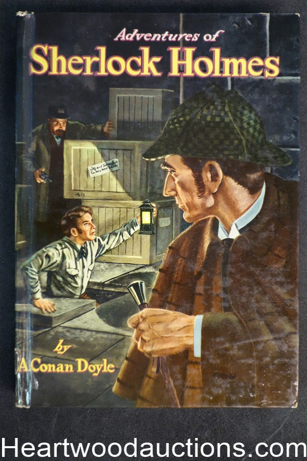 an analysis of sherlock holmes by arthur conan doyle We know that holmes engaged in intensive chemical analysis and classification do mind palaces appear in the sherlock holmes literary works of sir arthur conan doyle do you consider arthur conan doyle's non sherlock holmes novels better than his sherlock holmes novels.