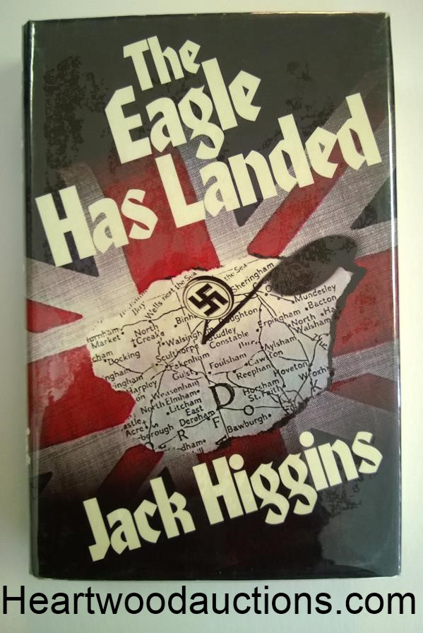 an analysis of jack higginss novel the eagle has landed The eagle has landed [jack higgins] -- in jack higgins & rsquos classic  international bestseller, an audacious nazi plan to kidnap winston churchill  threatens.