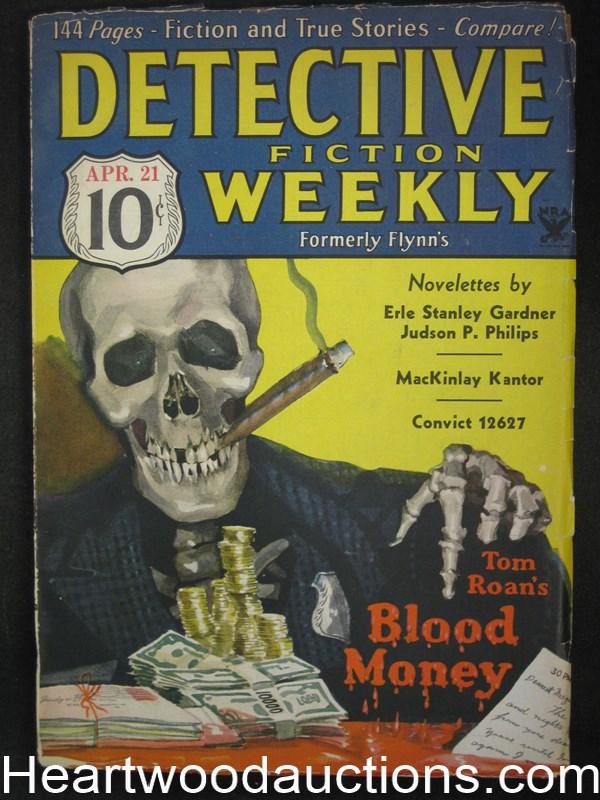 evolution of detective fiction essay