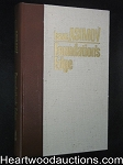 Foundation's Edge by Isaac Asimov (Signed Limited Edition)