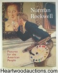 Norman Rockwell: Pictures for the American People by Maureen Hart Hennessey