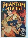 Phantom Detective Oct 1943 GGA Cover