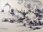 Roy G. Krenkel Original Art  -